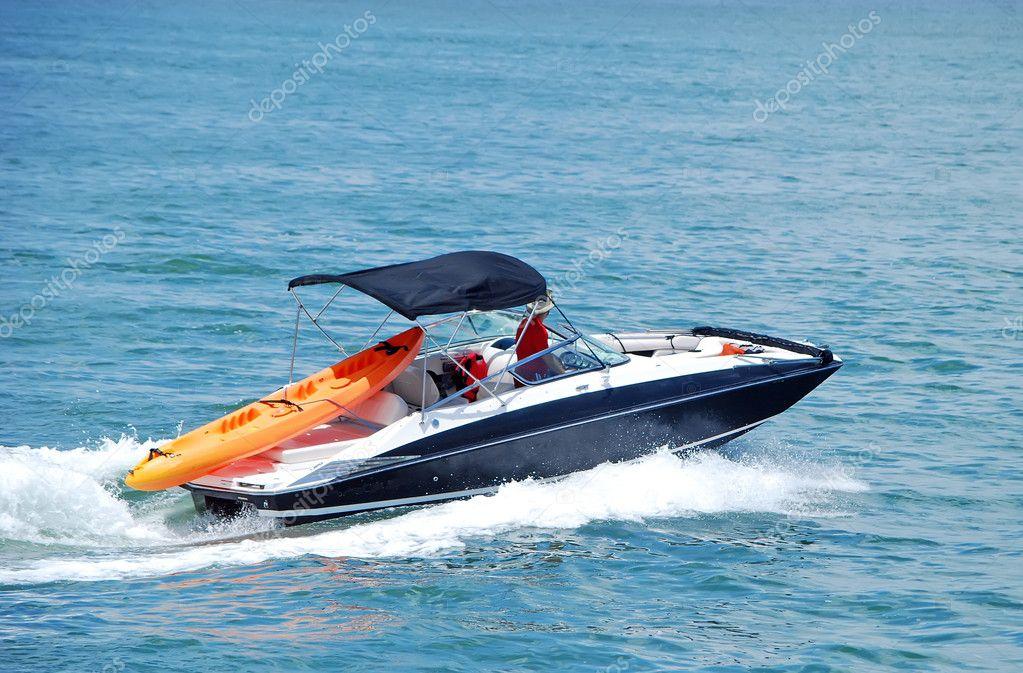 Really Cool Motor Boat