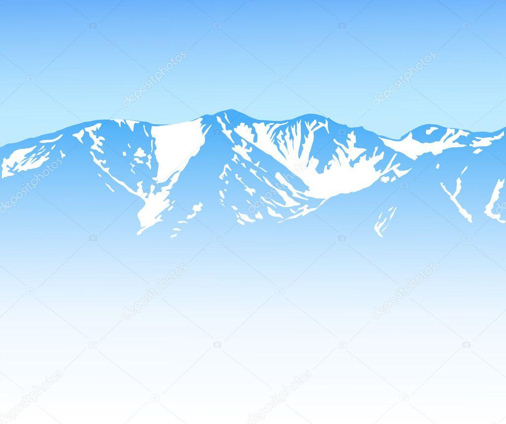 Mountain background