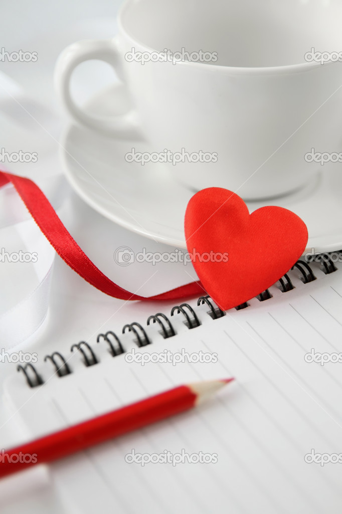 Breakfast romance