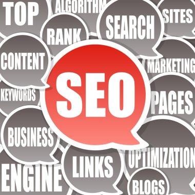 SEO Background - Search engine optimization