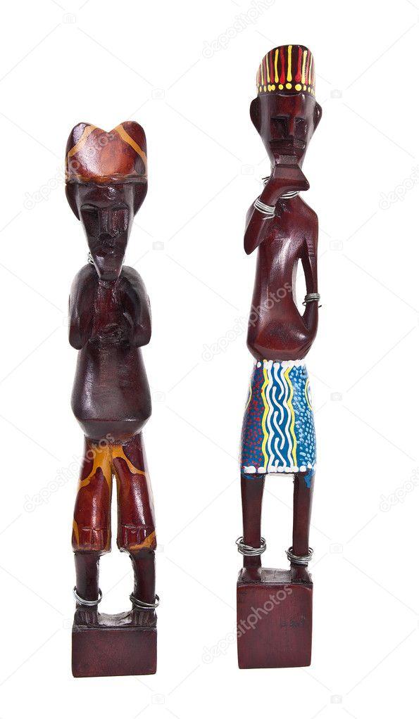 Αφρικανική έβενο γυμνό στριπτιζέζ παίρνει πίπα