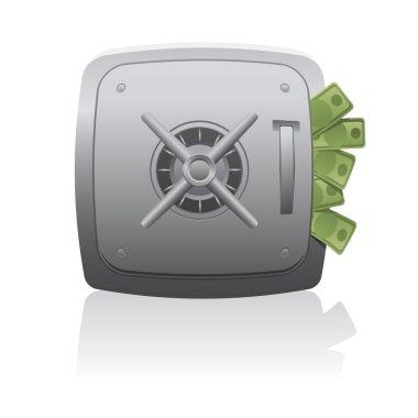 15 Full Safe-deposit box