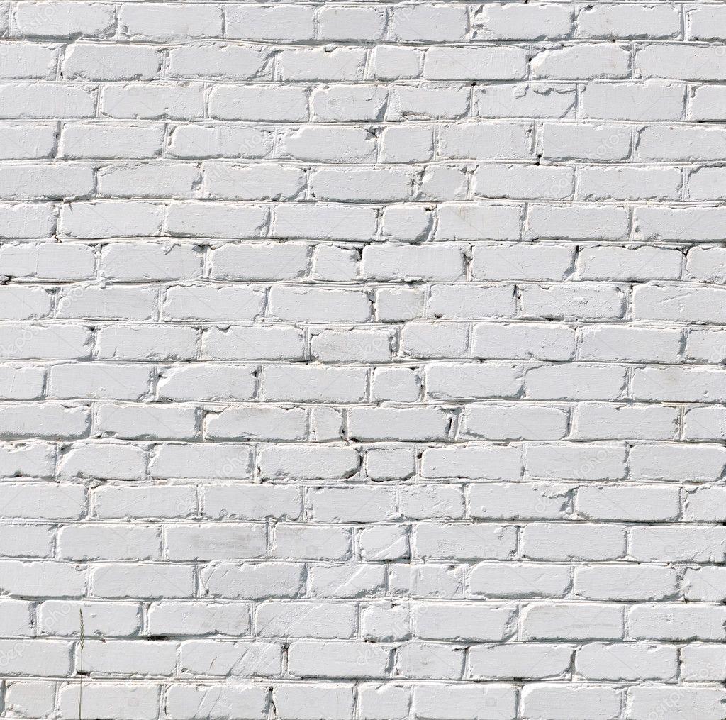 un mur de briques blanches photographie inxti74 6119709. Black Bedroom Furniture Sets. Home Design Ideas