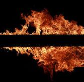 Plameny požáru