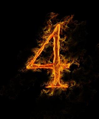yangın sayısı
