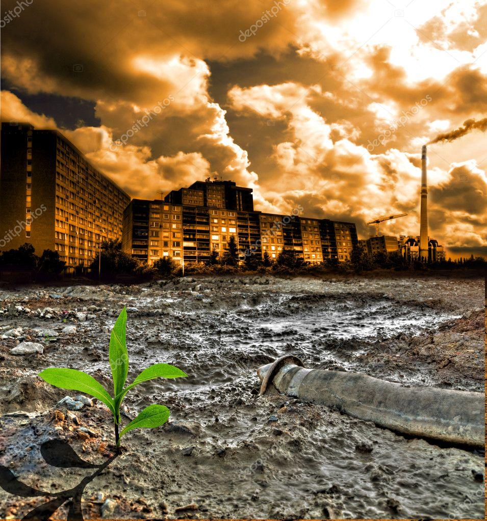 Dead earth