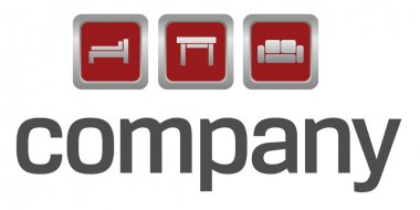Furniture for home logo