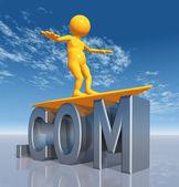 Fotografie com-Top-Level-domain