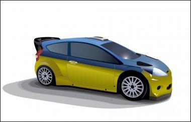 Rally Sport Car