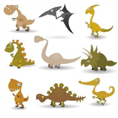 Dinosaurs set