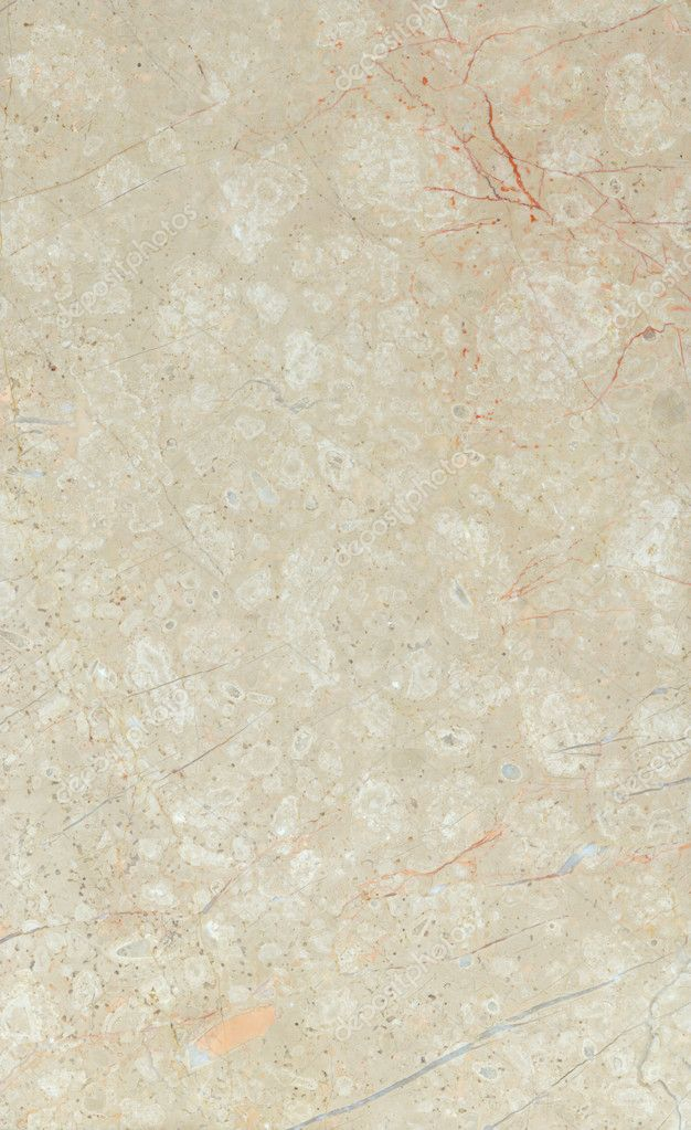 Light Brown Marble Texture Stock Photo