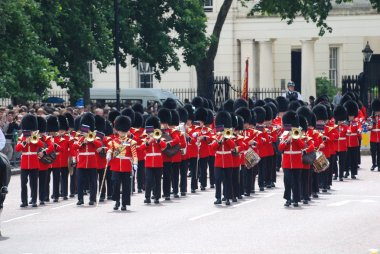 Changing of the Guard band