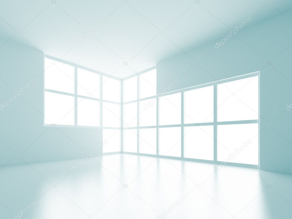 Living room interior design hd wall - White Empty Room Stock Photo 5690502