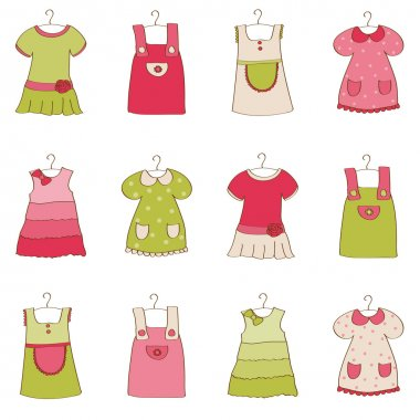 Baby Girl Dress Collection