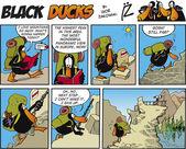 Fotografie Black Ducks comic-Geschichte Episode 70