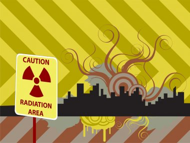 Urban Radiation Area