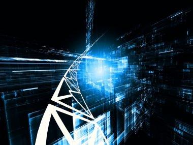 Modern Technology Abstract