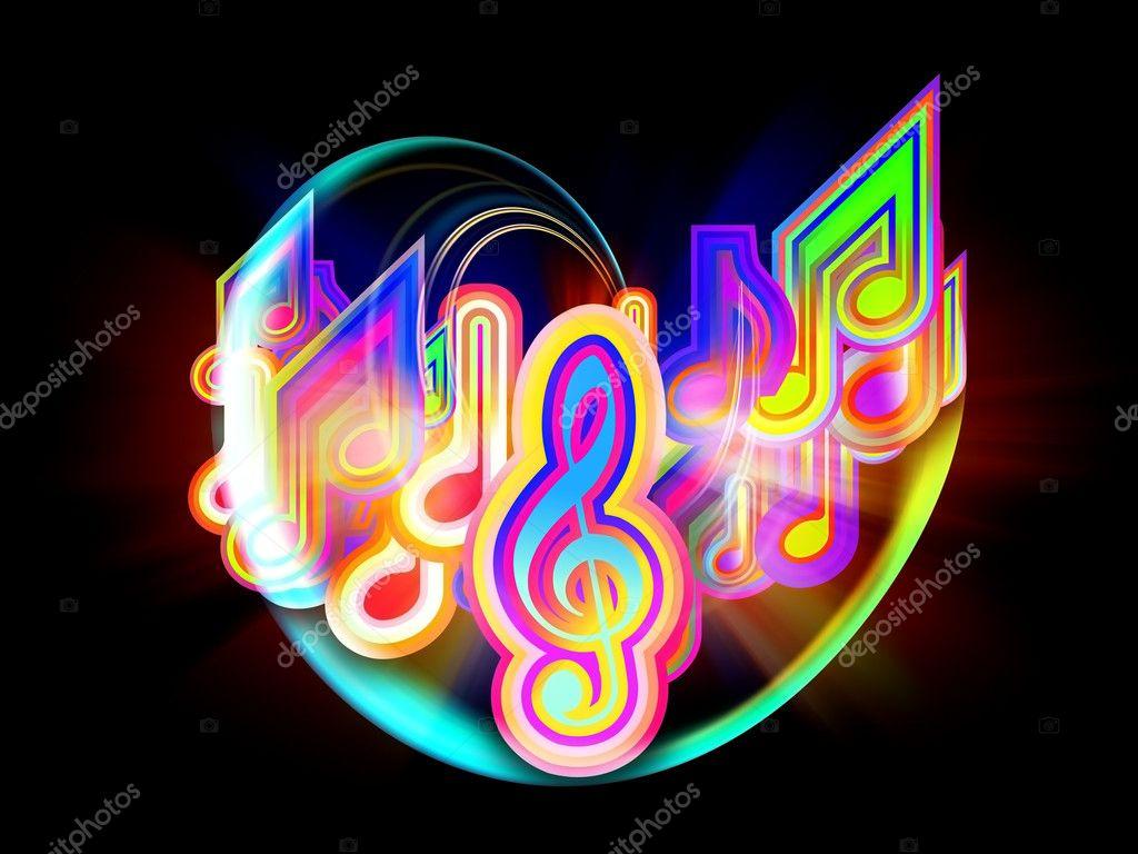 Light of music stock photo agsandrew 5752823 for Musically lit