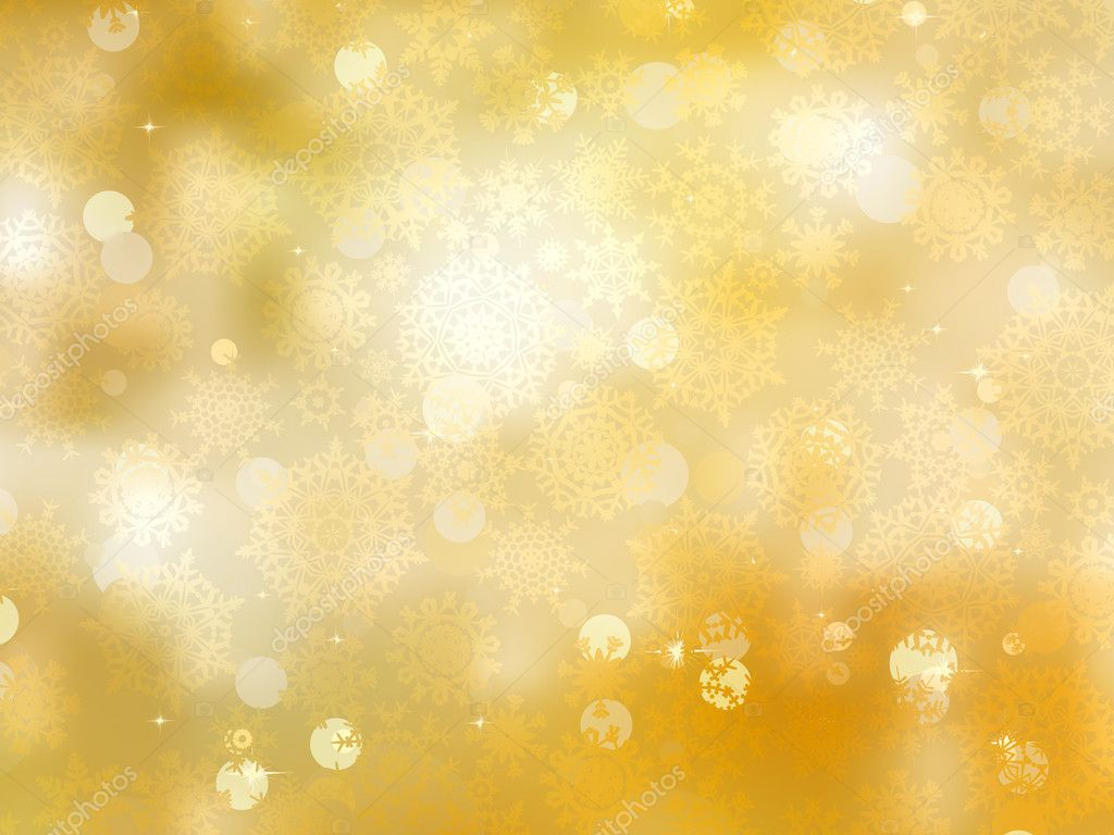 christmas gold background golden - photo #40