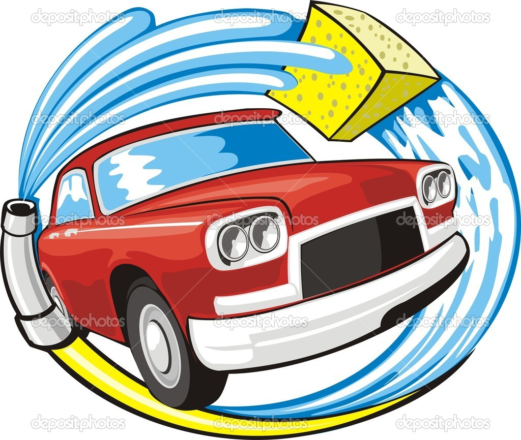 car wash stock vector kokandr 5621793 rh depositphotos com car wash victor ny car wash victoria bc