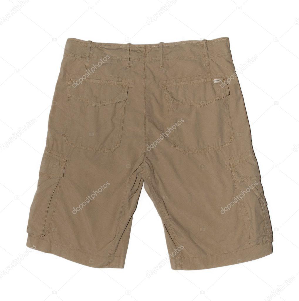aa3d01fad9 Cómodo pantalón corto para tu día de aventura — Fotos de Stock ...