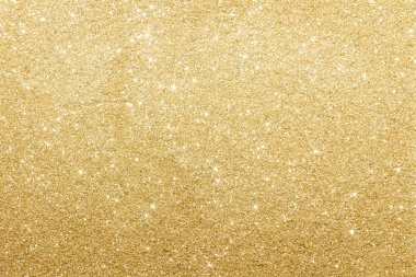 Glamour gold sparkling background stock vector