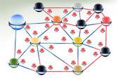 Netzwerk für kleine Gebiete