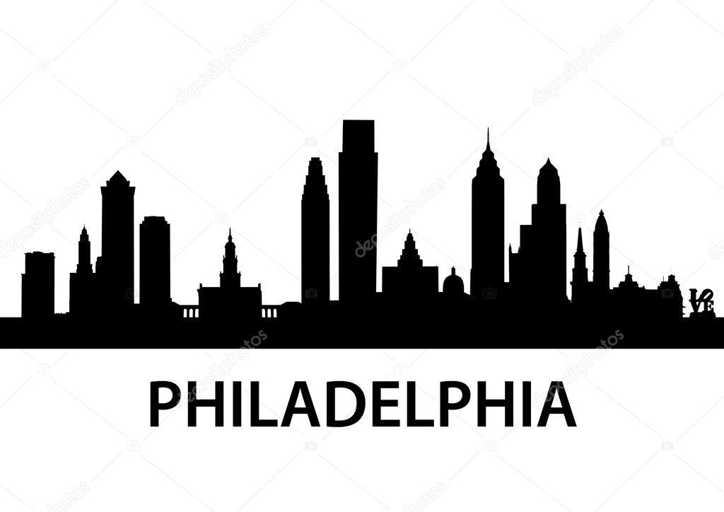 vektorgrafiken philadelphia vektorbilder philadelphia | depositphotos  depositphotos