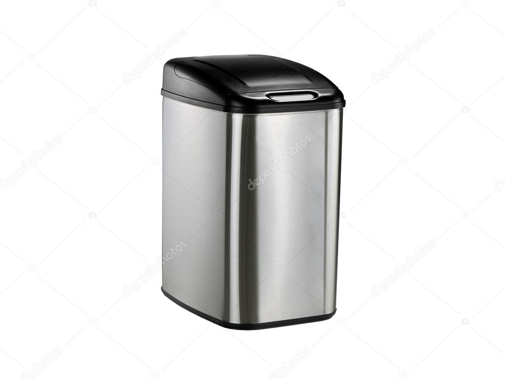 Office Trash Can U2014 Stock Photo #6079807