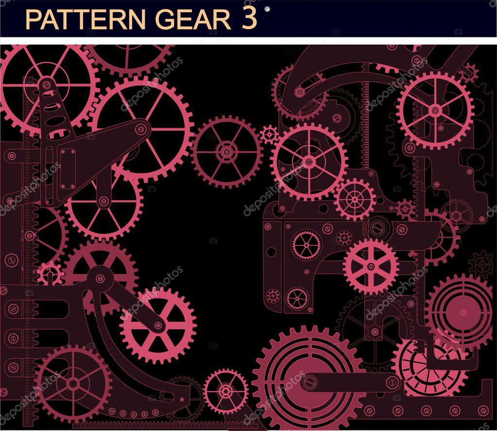 Pattern gear3