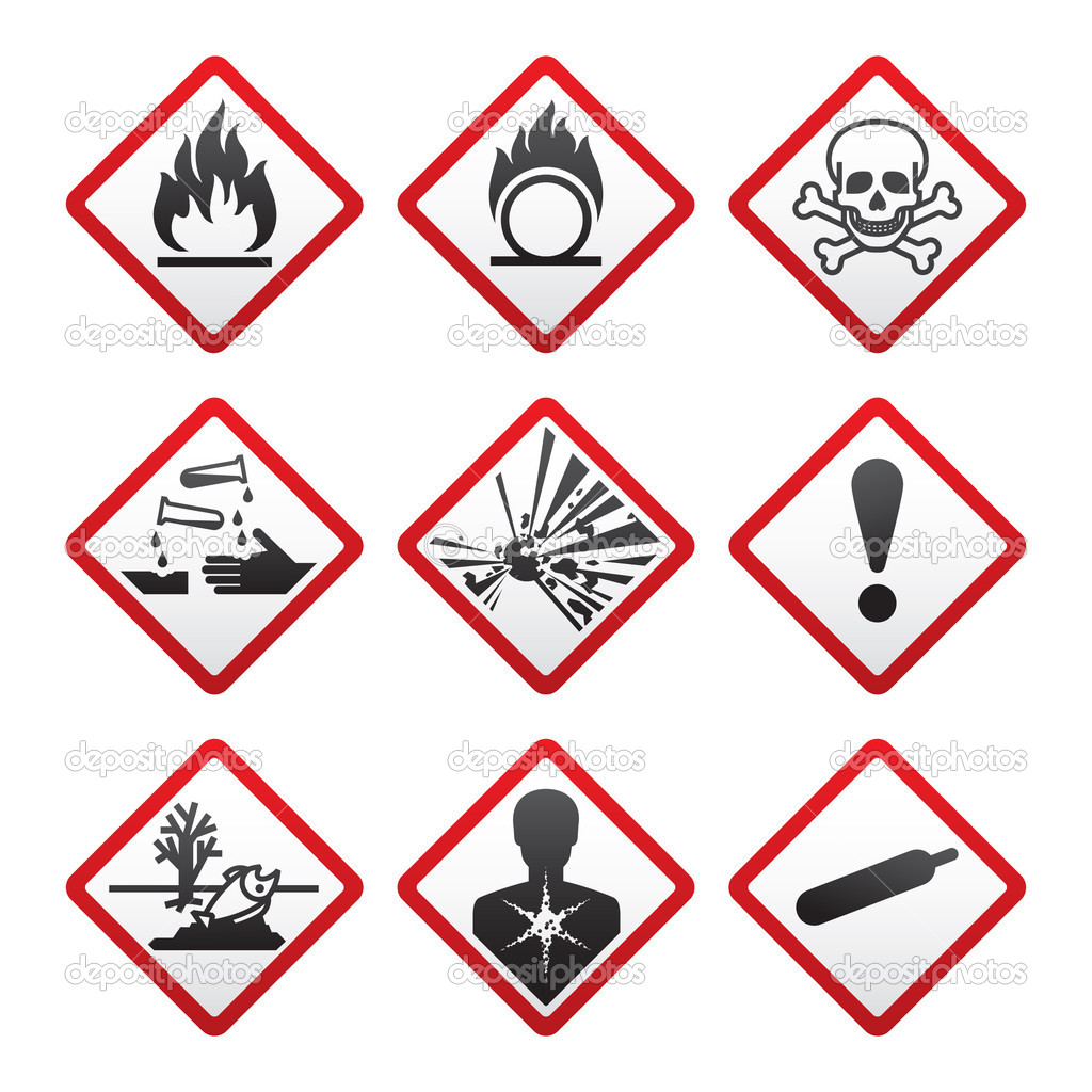 Corrosive stock vectors royalty free corrosive illustrations new safety symbols royalty free stock vectors buycottarizona Image collections