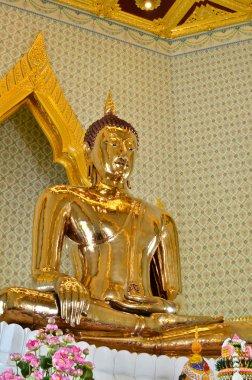 Pure Golden Buddha Statue