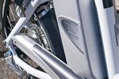 Fotografie Elektro-bike