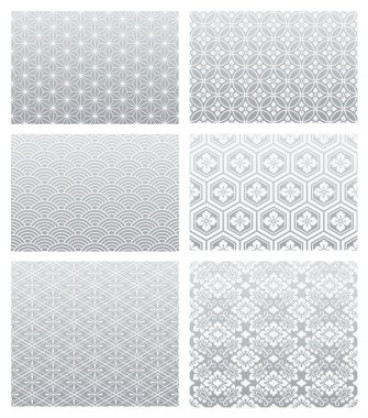 Chinese patterns backgrounds