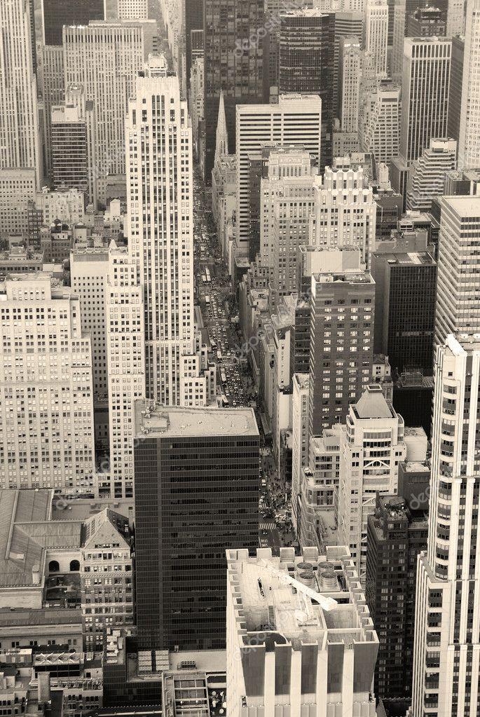 New York Black And White Wallpaper New York City Manhattan
