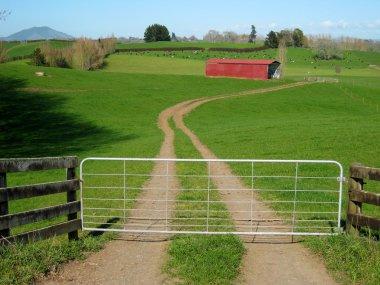 Farming scene
