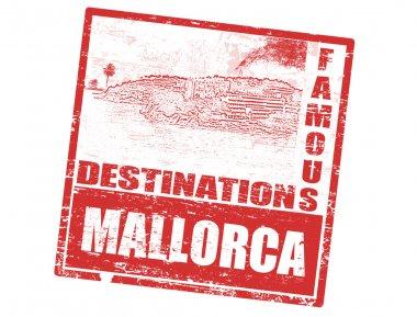 Mallorca stamp