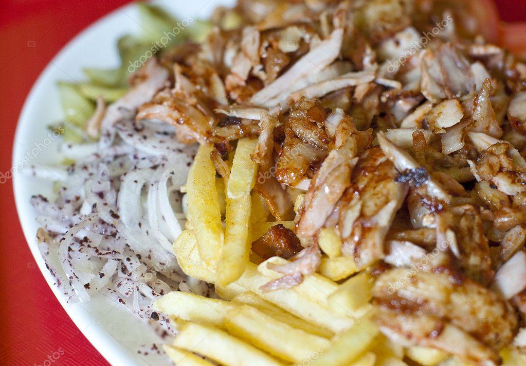 Turkish Plate Kebab Stock Photo Image By C Photohaydar 6265570