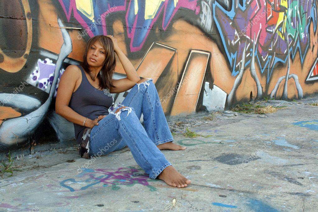 Goes beyond Femme black mature authoritative