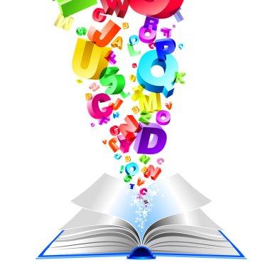 Book alfabet
