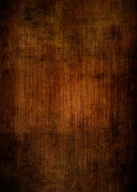 Grunge old cherry parquet texture stock vector