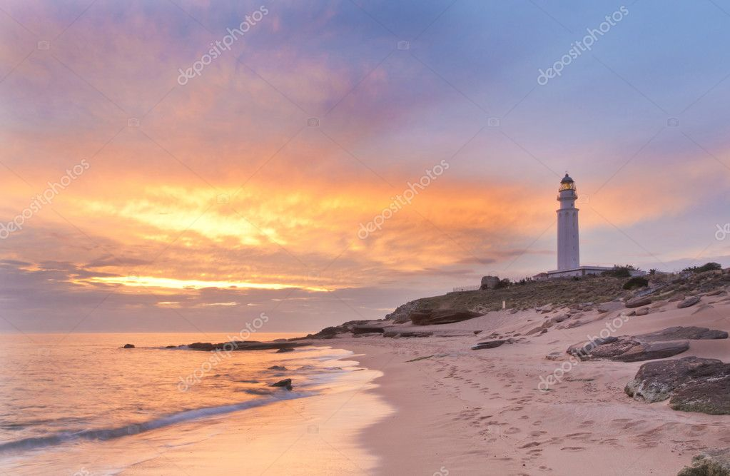 Lightouse & Pastel Colors