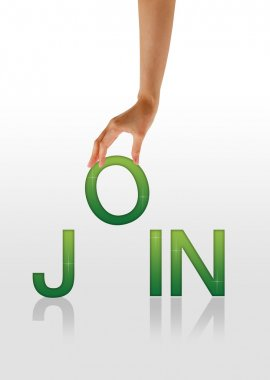 Join - Hand