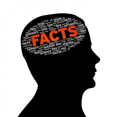 Silhouette head - Facts