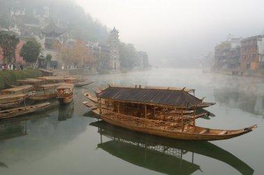 Landscape on the river