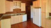 Fotografie domácí kuchyně