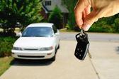 Klíče od auta