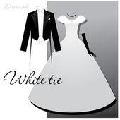 Fehér nyakkendő