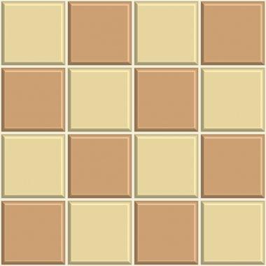 Seamless ceramic tile background