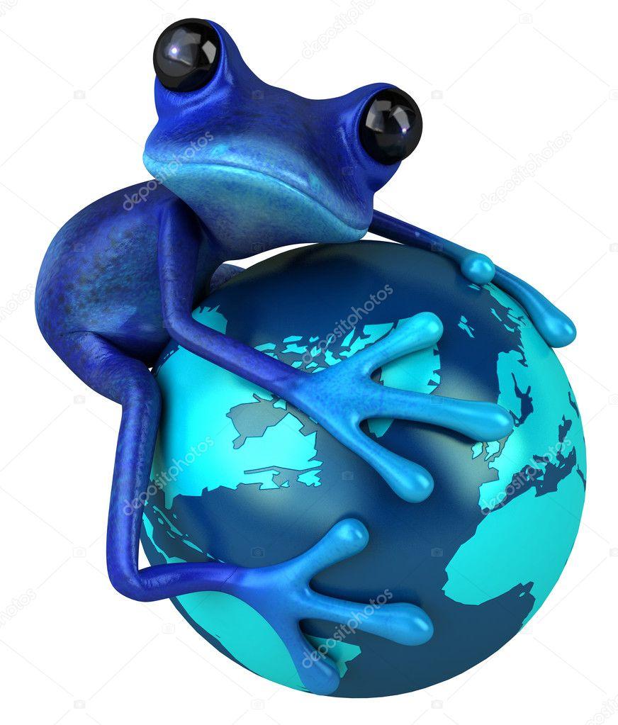 Лягушка изображение